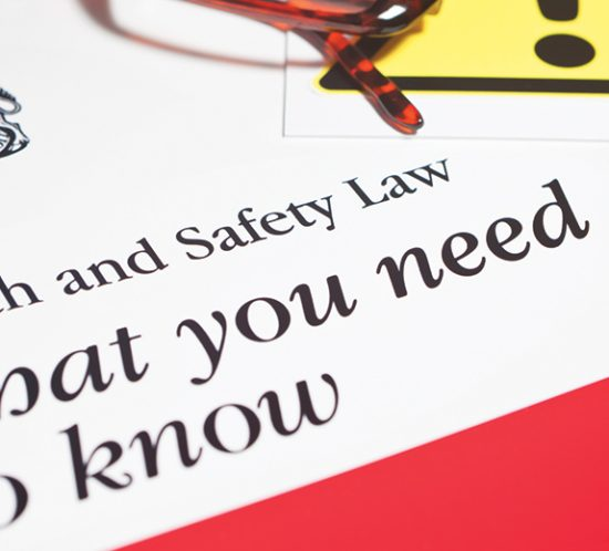 health and safety law leaflet and poster
