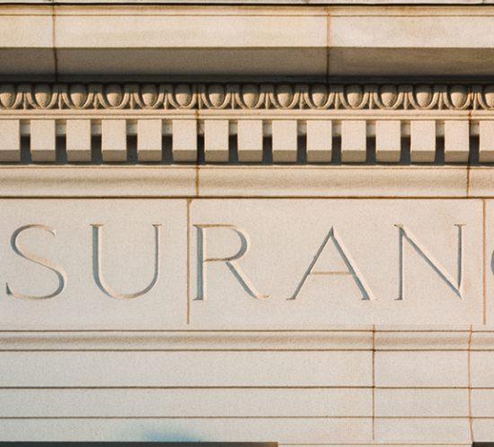Insurance in stone building