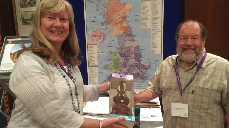 chocolate bunny prize